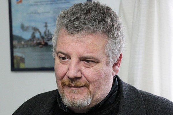 Senador de Tierra del Fuego por Encuentro Popular, José Martínez.