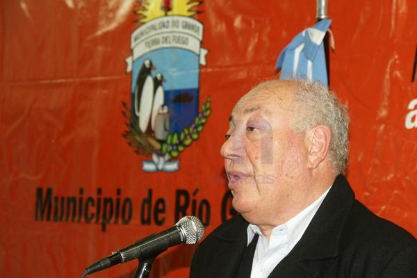 Presidente del Instituto Provincial de Vivienda, José Luis Del Giúdice.