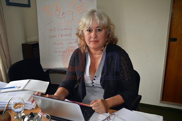 Directora de Métodos Alternativos, Dra. Silvia Cavuto.