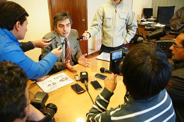 Rossi confía en volver a encaminar el diálogo con el Concejo Deliberante.