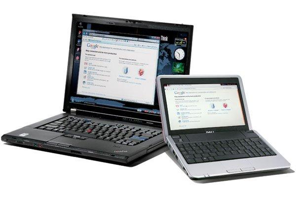 Notebooks y netbooks se producen cada vez más en Tierra del Fuego.