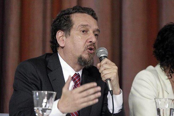 Ministro de Ciencia, Técnica e Innovación Productiva de la Nación, Lino Barañao.