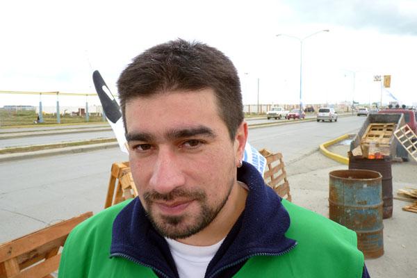 Diego Delgado, de acuerdo con el deate de candidatos de ATE.