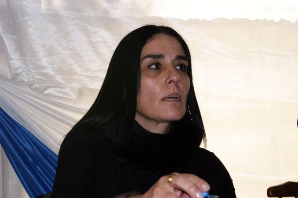 Fulgenzi, confiada en la victoria de la UCR en las primarias fueguinas.