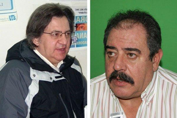 Juan Vera y Oscar Ruiz, dos posturas bien disímiles.
