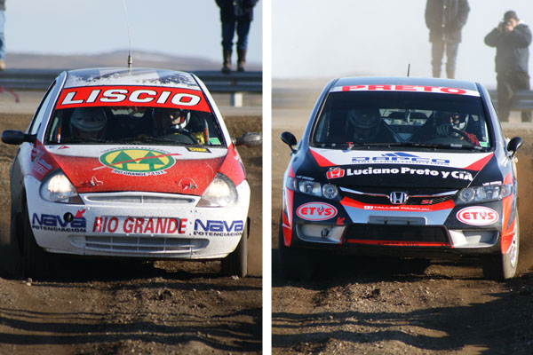 Liscio y Preto, dos ganadores de punta a punta.