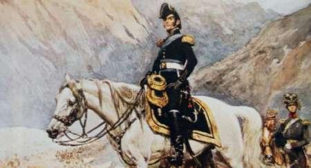 San Martín y el éxito del Ejército de los Andes