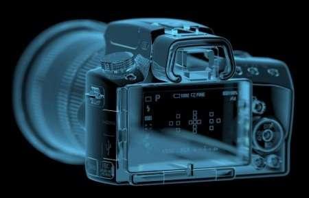 ¿Existe una fotografía digital?