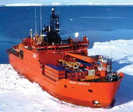 Antártida e industria naval