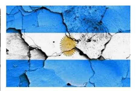 Pobre mi querida Argentina